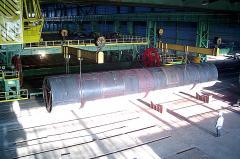 Изготовление резервуаров для хранения нефти и нефтепродуктов