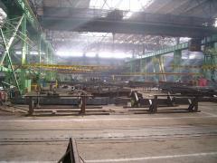 Изготовление металлических полуфабрикатов