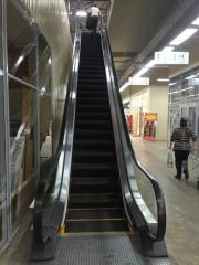 Escalator, Metron Astana Travelator