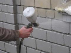 Теплоизоляционная покраска здании и...