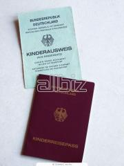 Immigration, citizenship, passports, residence permit