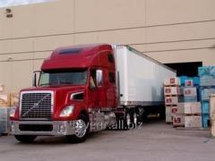 Доставка сборных грузов из Европы в Казахстан
