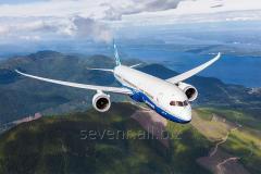 Международная авиа доставка грузов в Казахстан