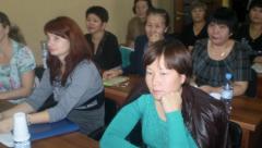 Organization of trainings