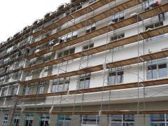 Аренда лестницы для строительных лесов новая