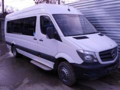 Пассажирские перевозки, аренда микроавтобуса, туристские поездки
