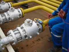 Repair of gas-cylinders for technical gases