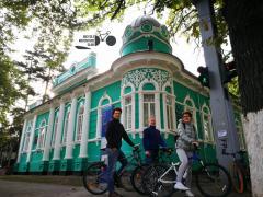 Велоэкскурсия по Алма-Ате