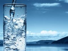 Extraction of mineral waters