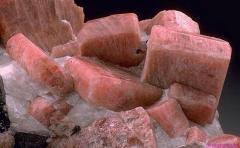 Добыча родонита, камнецветных минералов