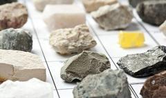 Добыча сырья минерального