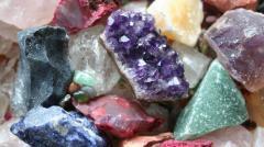 Mining of nonmetallic minerals