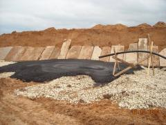 Добыча сапропеля, твердых ископаемых