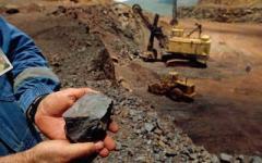 Добыча урановой, ториевой руд
