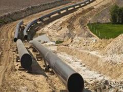 Работы строительно-монтажные нефтегазопроводов