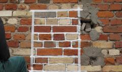 Реставрация и воссоздание кирпичных кладок