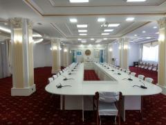 Наши работы в Национальной академической библиотеке РК г. Астана