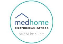 Медицинские услуги на дому