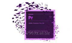 Курсы видео монтажа  Adobe Premiere