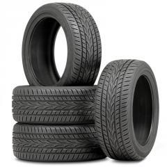 Принимаем автомобильные шины на переработку