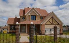 Строительство домов, дач, коттеджей