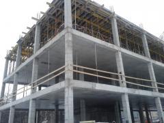 Строительство объектов производственного назначения
