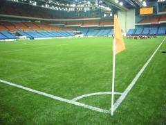 Троительство футбольных полей