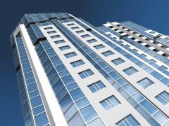 Крупнопанельное и объемноблочное жилищное строительство