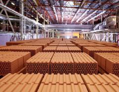Строительство кирпичных заводов