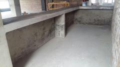 Столешница, раковина, барная стойка и другие изделия из бетона