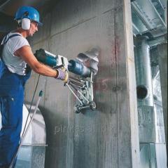 Алмазное сверление бетона в Алматы
