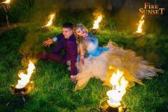 Wedding photozone Love Story