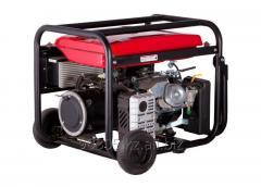 Hire of the petrol generator in Astana