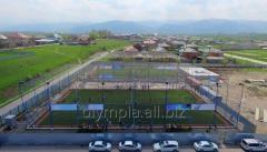 Аренда мини-футбольного поля в Каскелене