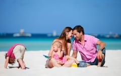 Leisure and recreation for the whole family at the