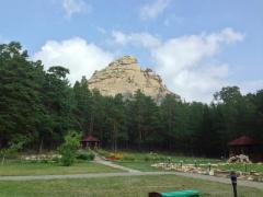 Безопасный отдых в Боровом на курортной зоне Конырат