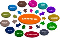 Управление эффективностью организаций