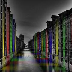 Архитектурная подсветка - Architectural lighting