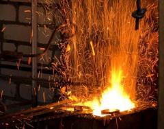 Поковка металлов