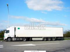 Delivery of modular cargoes