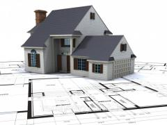 Construction and design of houses, cottages