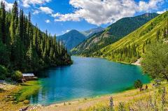 Kolsaysky Lakes – Kolsay 1 and Kolsay 2