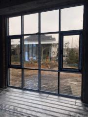 Установка пластиковых или алюминиевых окон