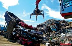 Export of household garbage, Garbage removal,