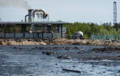 Обезвреживание нефтешламов