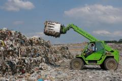 Utilization of industrial, food wastes in