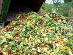 Utilization of food waste in Kazakhstan