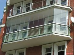 Repair of balconies