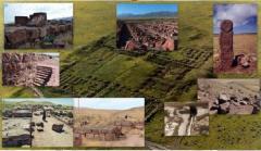 Тур Шымкент - развалины замка Акыртас