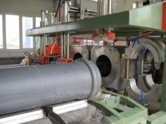Производства труб ПВХ